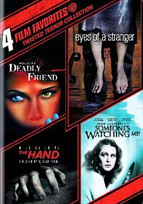 4 FILM FAVORITES:TWISTED TERROR COLLE BY SWANSON,KRISTY (DVD)